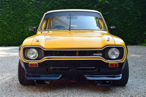 FORD ESCORT MK1 RS 1600 | Classic Racing Annonces