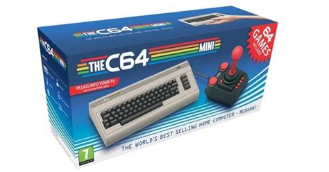 The Commodore 64 Is Making a Comeback, And Retro Gaming Is