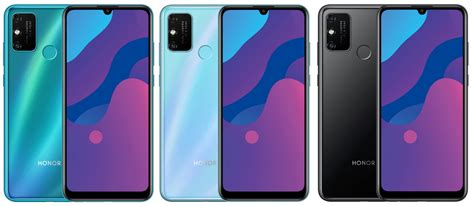 Honor Play 9A buy smartphone, compare prices in stores