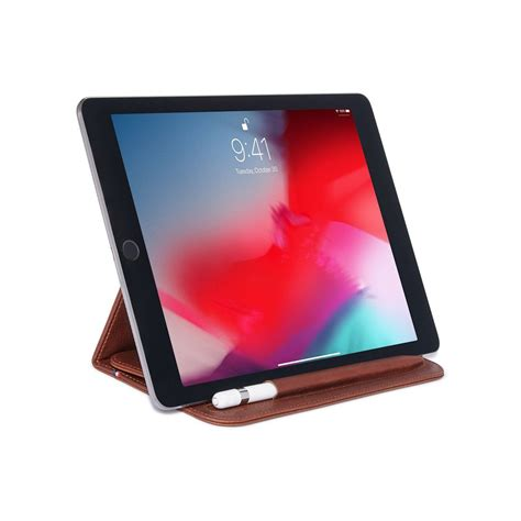 iCentre   Decoded Foldable Sleeve - Brown