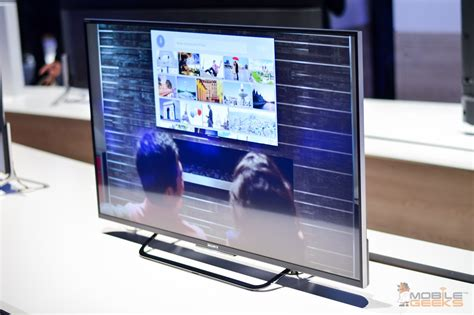 Sony 4K Android TV measures in at only 0