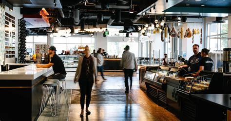 Here's What to Try at Milk Market, Opening Today in the