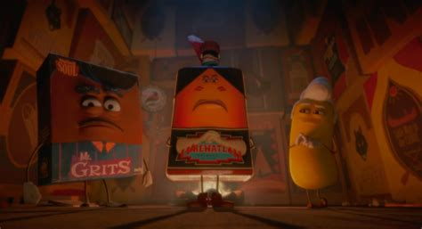 The Making Of Sausage Party Is A Tale Of Pubic Hair