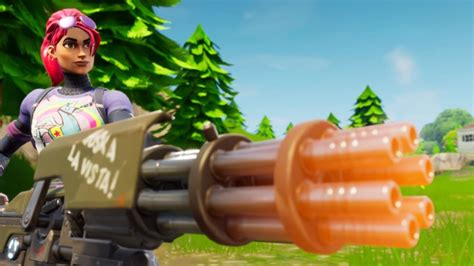 Fortnite Battle Royale's new patch is here, complete with