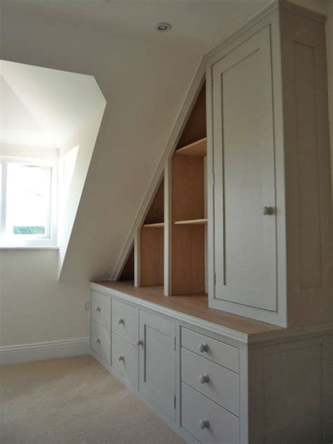 Furniture - Attic and Under Eaves Cupboards - Dunham