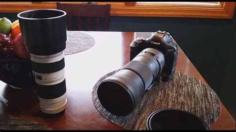 Sigma 150-600 Contemporary overview - YouTube