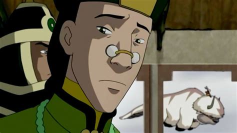"""Avatar: The Last Airbender - """"The Earth King"""" Flashback"""