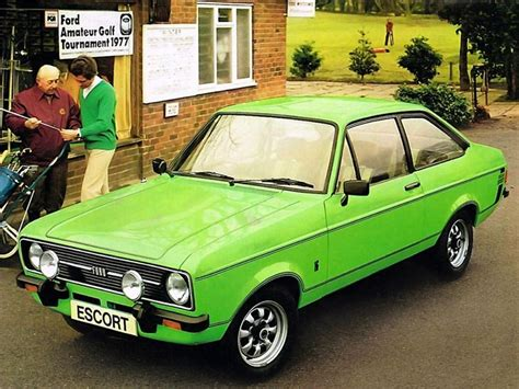 Ford Escort Sport/RS Mexico/RS2000 - Classic Car Review