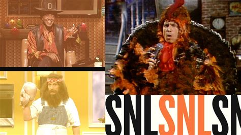 SNL Thanksgiving Special - YouTube