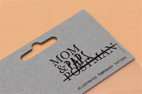 Illustration on your skin - Mom&Pap's | Design and Paper