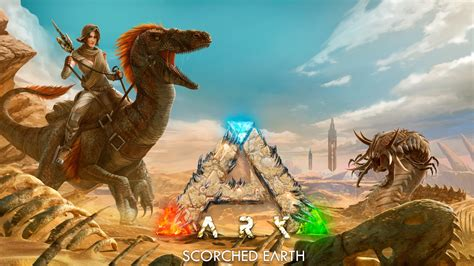 ARK Scorched Earth 4K 8K Wallpapers | HD Wallpapers | ID