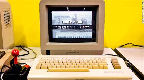 The Commodore 64 is coming back with a fully-functional