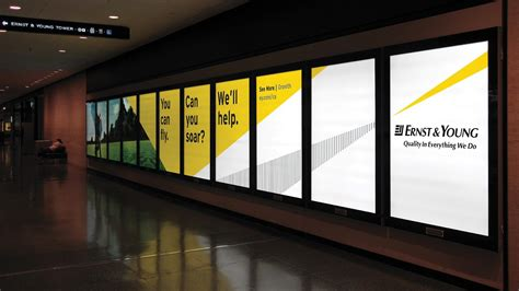 Ernst and Young I Branding & Design by Bhandari & Plater