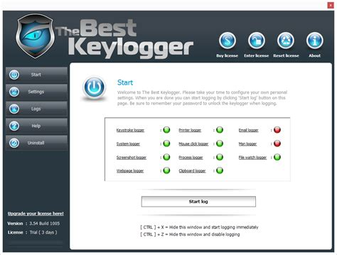 The Best Keylogger - Review