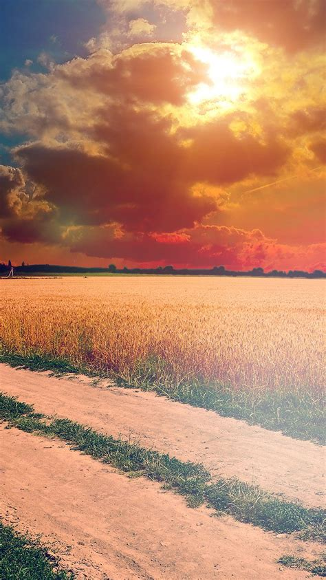mm00-hot-sunny-day-instagram-look-nature-farm - Papers