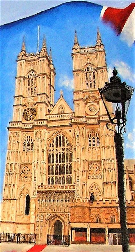 Oil-canvas, Westminster Abbey   Westminster abbey
