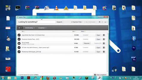 Best file downloader Ever ExpressFiles tutorial the - YouTube